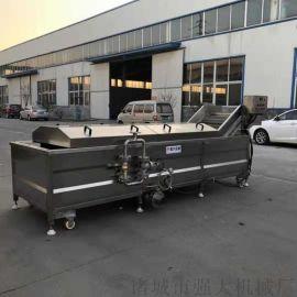强大机械供应酱菜包杀菌流水线 玉米蒸煮漂烫机