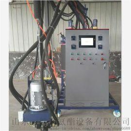 中央空调填充聚氨酯发泡机,全自动防盗门填充发泡机