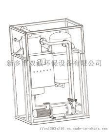 VOCs气体前端治理神器——有机溶剂回收真空系统