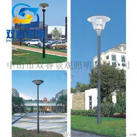 高杆灯厂家直销别墅单头照明庭院灯定制广场景观灯