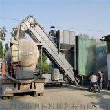 船运集装箱卸料机粉煤灰清库卸集装箱自动装车机
