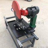 山东厂家直销 台式拉杆切割机 金属型材切割机
