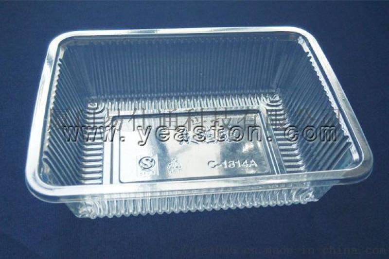 厦门果蔬PET包装盒, 易仕通生鲜托盘