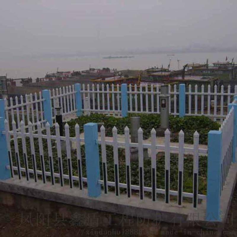 淮北园林塑料栅栏 新农村草坪护栏