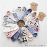 供應專業貼牌代工各種優質新款時尚兒童棉襪