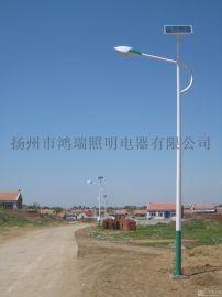 道路監控杆八角杆交通標志牌杆太陽能監控杆