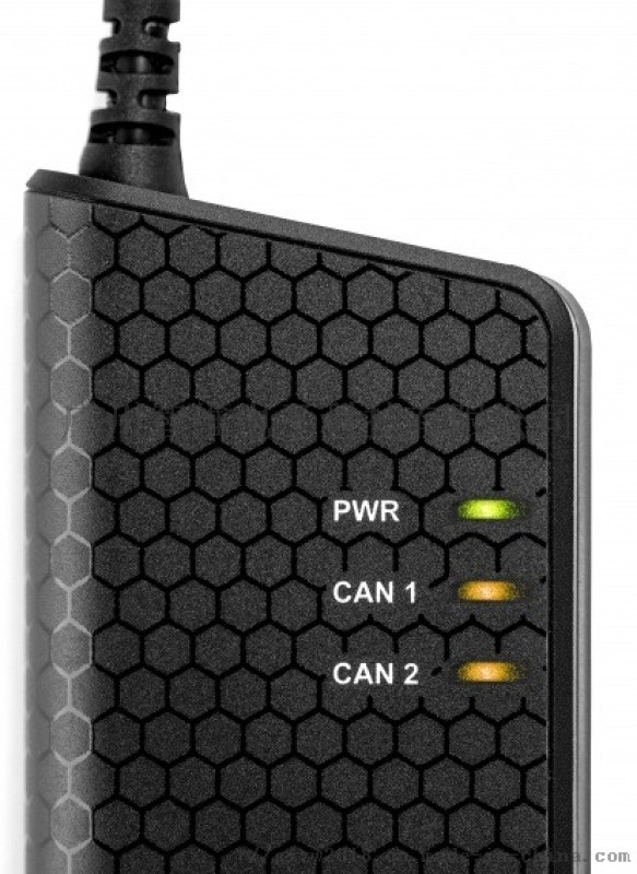 代涛Kvaser USBcan Pro 2xHS v2