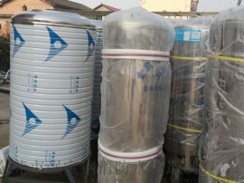 立式不锈钢承压保温水罐 保温水箱