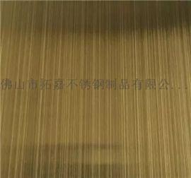 不锈钢彩色拉丝板 佛山拓嘉拉丝板 定制拉丝板
