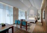 杭州工程软装家具|别墅会所软装(床|柜|桌|椅)定做