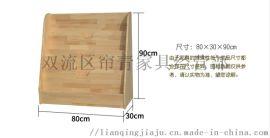 遵义实木幼儿园家具厂家四川幼儿园床柜子定做