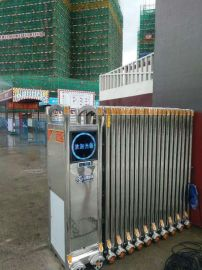 惠州电动伸缩门,惠州伸缩门厂家,惠州电动门安装