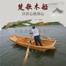 广西北海木船厂家销售长亭子木船哪里有