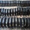 無錫新能源R型不鏽鋼套膠皮管夾/浸塑管夾