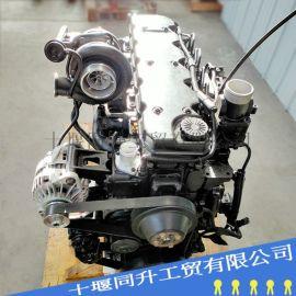康明斯QSB6.7工程机械发动机 6D107
