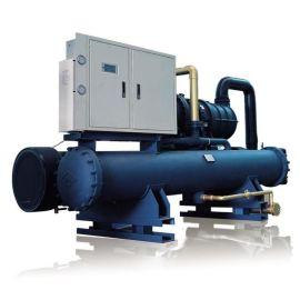 水冷螺杆式冷水机(单机头)厂家