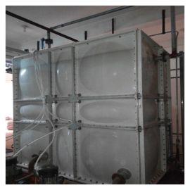 smc水箱 霈凯水箱 玻璃钢承压水箱