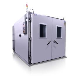塑胶可程控步入式高温老化房,大型恒温老化试验房
