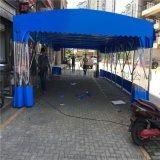 免費測量安裝伸縮雨棚 武漢推拉棚廠家訂製雨蓬