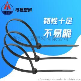 3*60一次性尼龙扎带束线带塑料绑扎带扎线带