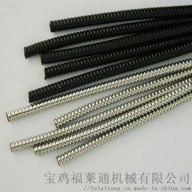 宁夏电厂专用PVC包塑金属软管25规格