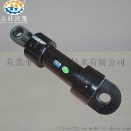 厂家直供叉车油缸焊接高压缸法兰式工程用液压缸