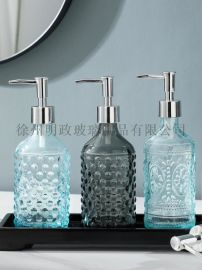 洗手液按压瓶  乳液酒店会所洗发水皂液器沐浴露瓶子