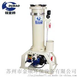 小流量电镀过滤机1-30吨精密棉芯过滤机耐酸碱