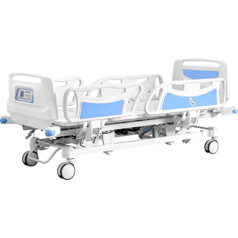 C8f 瘫痪老人多功能电动疗养床 电动病床