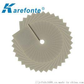 ALN氮化铝陶瓷片 导热耐磨陶瓷基板绝缘片散热垫片