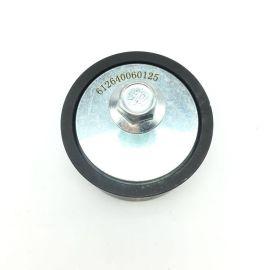 612640060125发动机惰轮配件涨紧轮