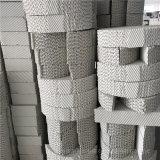精馏塔350Y陶瓷波纹板填料耐腐蚀陶瓷规整填料