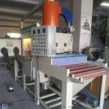 滚轴式通过式自动喷砂机,重型工件自动喷砂机