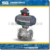Q641F-150LB氣動不鏽鋼美標球閥