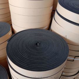 厂家直销EVA橡胶发泡绵 背胶冲型分条加工