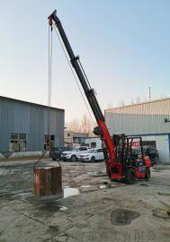叉车飞臂吊 3吨叉车飞臂吊参数