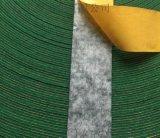 绿绒布包辊带 绿绒绿包布 防滑绒布