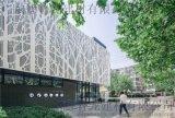 連廊鋁單板吊頂,連走廊異形鋁單板,雕刻鋁單板製造商