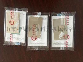 新科力-卡片自动包装机 卡片枕式包装机