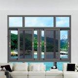 厂家直销  自建房钢化玻璃隔音断桥铝推拉窗
