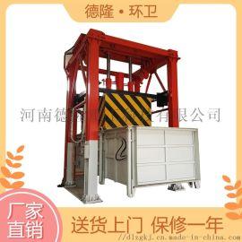 垂直式垃圾站设备 隐蔽式垃圾中转站 垃圾站设备厂