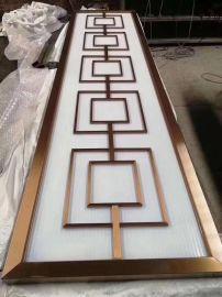 佛山不锈钢屏风酒柜装饰工程  材料