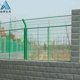 厂区护栏隔离网/铁路专用耙子网
