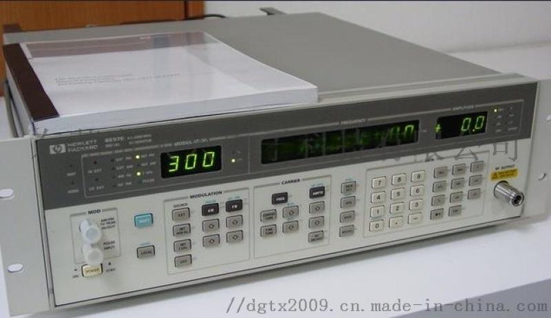 二手現貨惠普信號源HP 8656B信號發生器