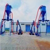 通暢氣力輸送機 河南電廠粉煤灰清庫機 抽料設備
