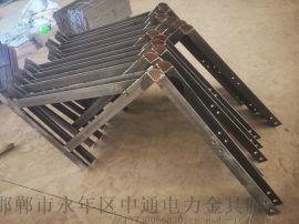 桂林吊围栏用途高铁吊围栏预埋墩身吊围栏支架安装