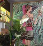 海南手绘墙涂鸦公司_海口涂鸦工作室