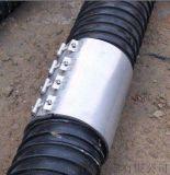湖南新化HDPE塑鋼纏繞管PE塑鋼管有哪些區別