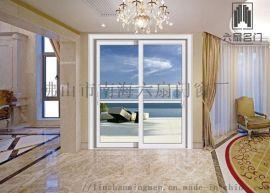 隔热断桥铝门窗铝合金平开门佛山六扇**铝合金门窗