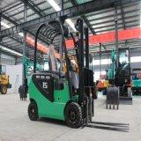 小型电动叉车 1吨液压搬运车 四轮电动升降叉车厂家